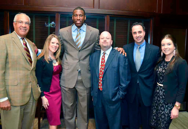Philadelphia 76ers Thaddeus Young  held its second annual Young