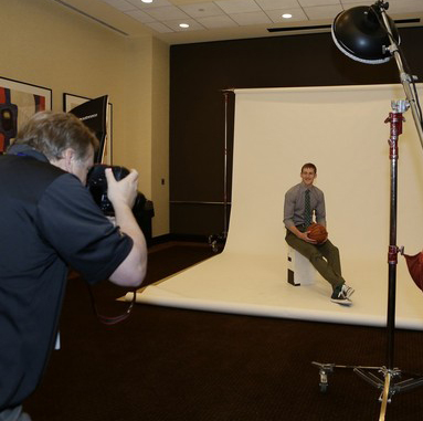 2013 NBA Draft Media Availability and Portraits